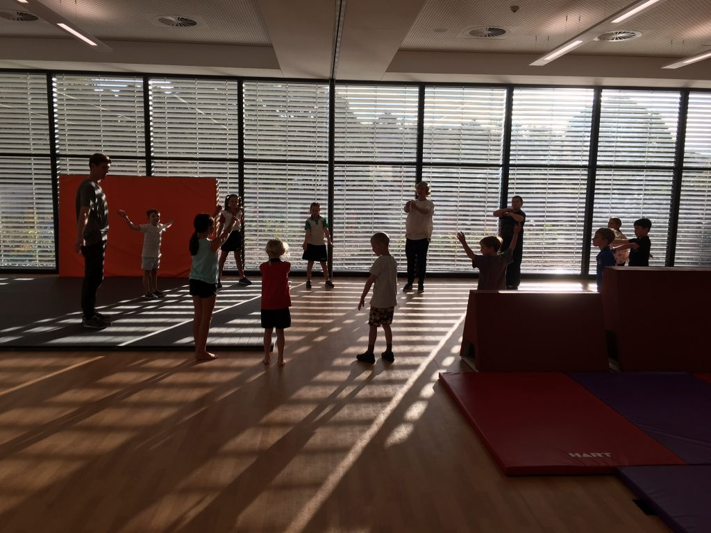 Parkour classes Dee Why PCYC